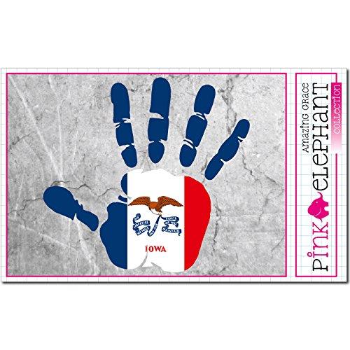 pinkelephant-aufkleber-iowa-hand-fahne-10-cm-x-95-cm-finger-print-palm-slap-handabdruck-mano