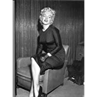 Photo Monroe Marilyn 029 A4 10x8 Poster Print