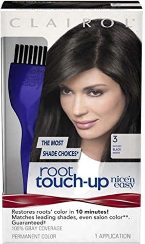 Nice 'n Easy Root Touch-Up, Black [003] 1 ea by Clairol - Clairol Touch-up