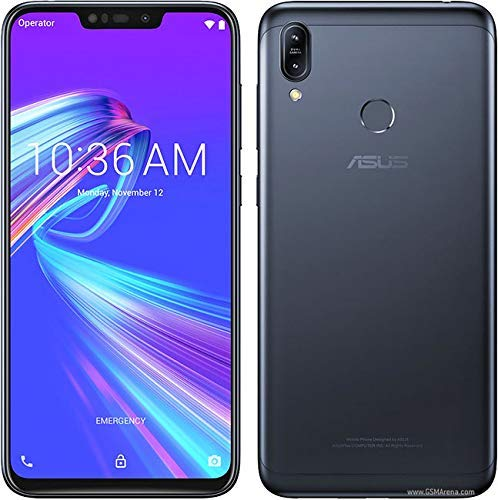 (Renewed) Asus ZenFone Max M2 ZB633KL 4GB/64GB Dual Sim - Blue