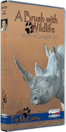 Preisvergleich Produktbild Eine Bürste Mit Wildlife DVD mit PIP MCGARRY