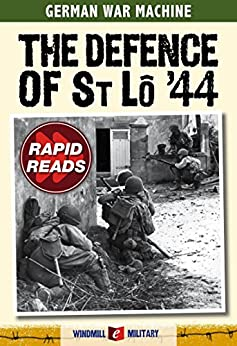The Defence of St Lô (Rapid Reads) by [Daugherty, Leo]