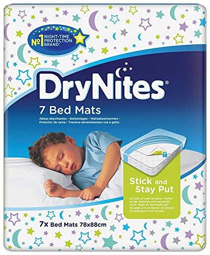 HUGGIES DRYNITES BED MATS 7