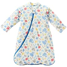Saco de dormir para bebé de invierno, saco de dormir para niños de 3,