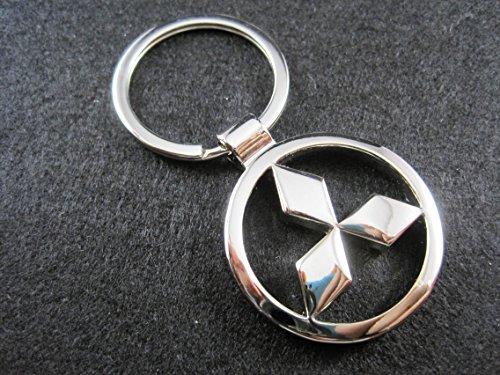 Llavero de metal Mitsubishi