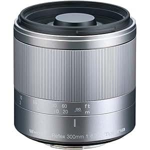 Tokina 300mm F/6.3 Reflex MF Macro Telephoto Lens for Micro 4/3, Olympus and Panasonic DSLR Camera