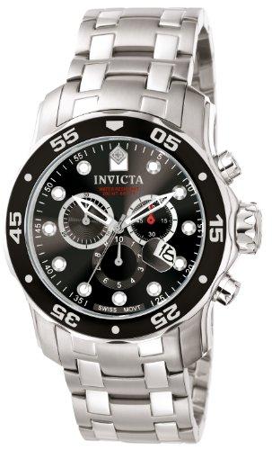 Invicta 0069 Herren-Armbanduhr