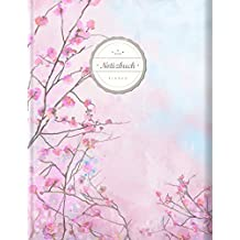 Tagebuch Notizbuch DIN A4 blanko Laura Einhorn Malbuch