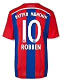Trikot Adidas FC Bayern München 2014-2015 Home (Robben 10, 164)
