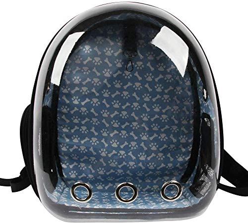 ONFM Designer inspiriert stilvolle Gesteppte weiche einseitige Reise Hund und Katze Pet Carrier Tote Handtasche -