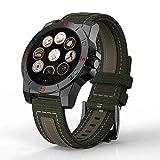 Best Romantic Time Watch Phones - Pulse Monitor Clock Smart Watch, Waterproof Compass Mountaineering/Running Review