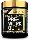 Optimum Nutrition Gold Standard Pre-Workout Supplement, Apple, 330 g