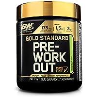 Optimum Nutrition Gold Standard Pre-Workout Pre-Entreno, Manzana Verde - 330 g