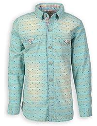Lilliput Printed Boxes Shirt