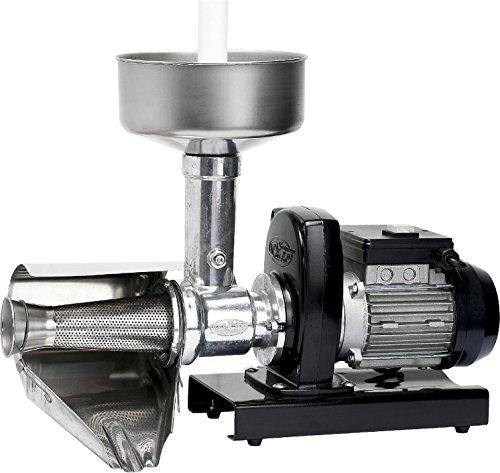 Gruppo Palumbo Passapomodoro Elettrico in Acciaio Inox e Alluminio 370 Watt SM3