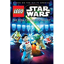 Lego Star Wars: The Yoda Chronicles Trilogy (Lego Star Wars Yoda) by Ace Landers (2-Jan-2014) Hardcover