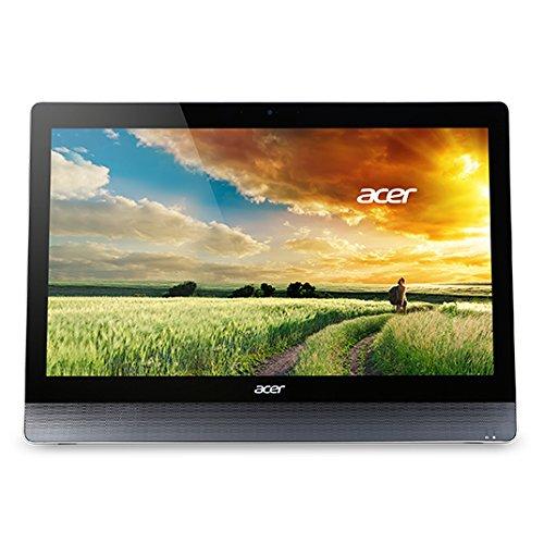 Acer U5-620_Wtdb Ordinateur de bureau Tout-en-Un Tactile 23″ (58,4 cm) Noir (Intel Core i7, 4 Go de RAM, 2.00 To, Nvidia GeForce GTX 850M, Windows 8.1)