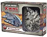 Fantasy Flight Games FFGSWX06 Star Wars X-Wing: Millennium Falcon Expansion Pack, Multicoloured (First Edition)