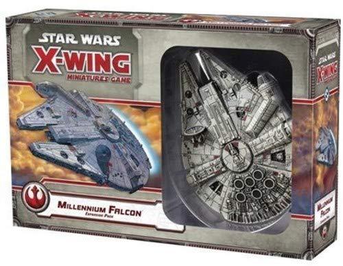 Star Wars - X-wing - Millennium Falcon (Star Wars Miniatures Jedi)