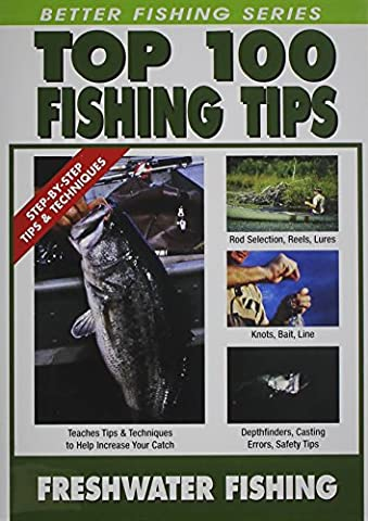 Top 100 Freshwater Fishing Tips [Import anglais]