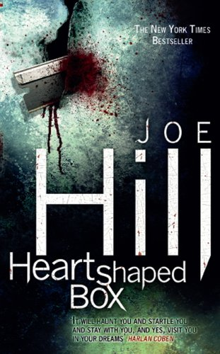Heart-Shaped Box por Joe Hill