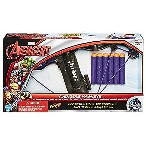 Avengers: Age of Ultron Nerf Hawkeye Longshot Bow Toy