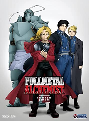 Fullmetal Alchemist: Season 1 - Part 1 [Import USA Zone 1]