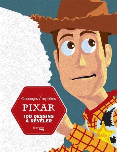 Pixar, 100 dessins  rvler