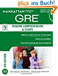GRE Reading Comprehension & Essays (M...