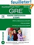 GRE Reading Comprehension & Essays-