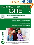 #6: GRE Reading Comprehension & Essays (Manhattan Prep GRE Strategy Guides)