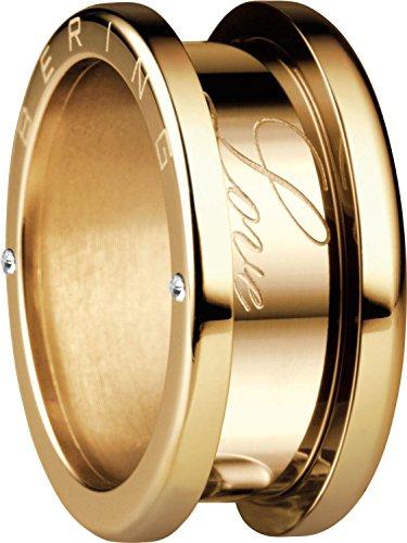 Bering Damen-Ringe Edelstahl mit Ringgröße 60 (19.1) 520-20-94