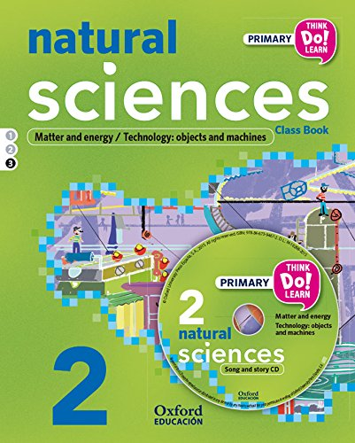 Natural Science. Primary 2. Student's Book - Module 3 (+ CD + Stories) (Think Do Learn) - 9788467394580 por Varios Autores