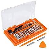 Zacro Schraubendreher Set 58 in 1 mit 54 Bits Magnetische Schraubenzieher Set für elektronische Kleingeräte Handy, Tablet, PC, Macbook, Uhr etc. - 2