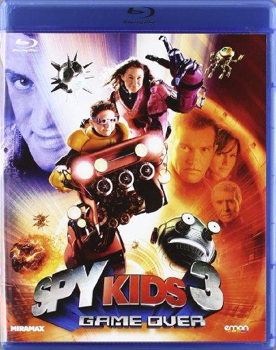 Spy Kids 3 Game Over (Blu-Ray) (Import) (Keine Deutsche Sprache) (2012) Antonio Banderas; Carla Gugin