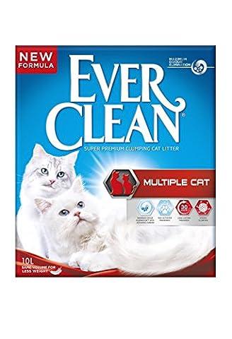 Ever Clean Multiple Cat Litter, 10 Litre