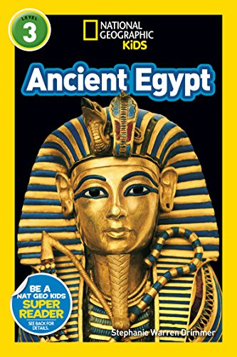National Geographic Kids Readers: Ancient Egypt (Readers) por National Geographic Kids