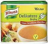 Knorr Delikatess Brühe Dose, 6er-Pack (6 x 16 Liter)