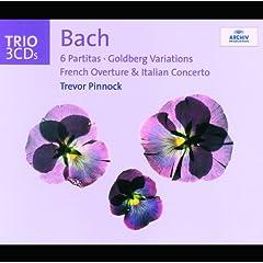 """J.S. Bach: Aria mit 30 Ver�nderungen, BWV 988 """"Goldberg Variations"""" - Var. 3 Canone all'Unisono a 1 Clav."""
