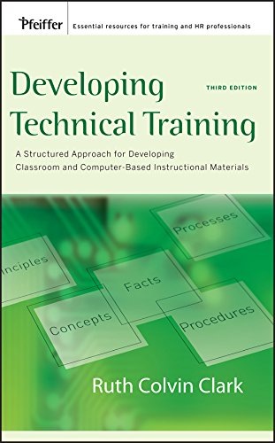Download Read Developing Technical Training A Structured Approach