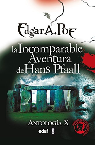 La incomparable aventura de Hans Pfaall (Icaro)