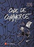 Code de commerce 2016 - jaquette Elyx