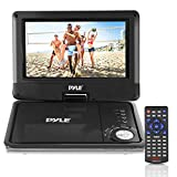 Best Pyle Car Adapters - Pyle 9 Portable Cd DVD Player, Built-in Rechargeable Review