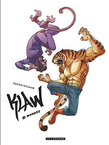 Klaw - tome 5 - Monkey par OZANAM