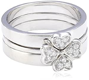 s.Oliver in love with Damen-Ring Silber 925 Gr. 54 386296