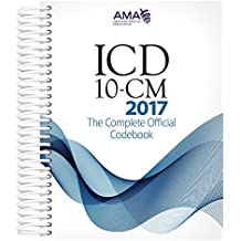 ICD-10-CM 2017: The Complete Official Code Book