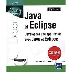 Java et Eclipse - Développez une application avec Java et Eclipse (2e édition)