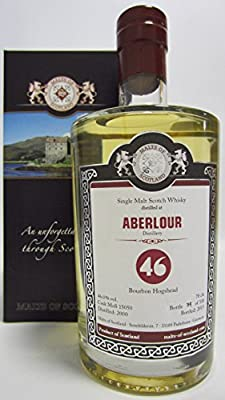 Aberlour - Bartels Single Cask #15050 - 2000 15 year old