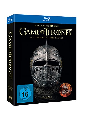 Game of Thrones: Die komplette 7. Staffel Digipack + Bonus Disc (exklusiv bei Amazon.de) [Blu-ray] [Limited Edition]