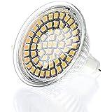 Sweet-led MR16 GU5.3 12V -  LED Spot 3W / 250lumen / Warmweiss / 60 x 3528 SMD LED / 120Grad Winkel